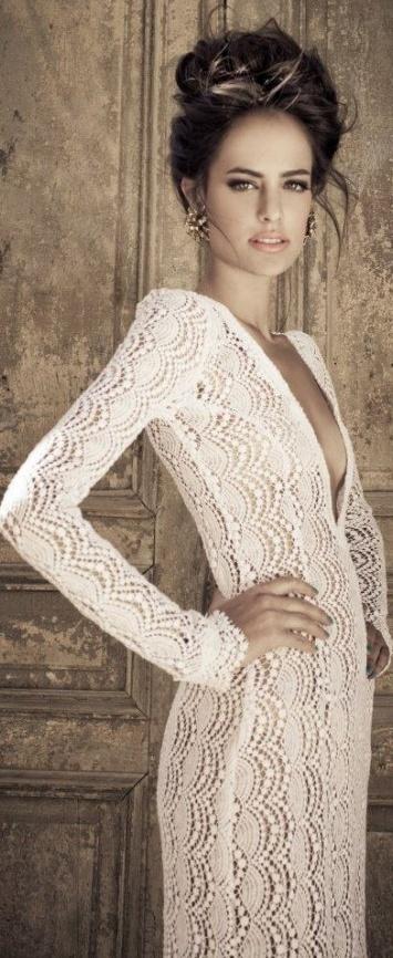 Cream Lace