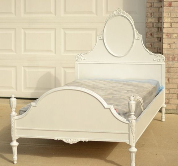 Antikes Wasserfallbett Diy Materials Bed Furniture Home