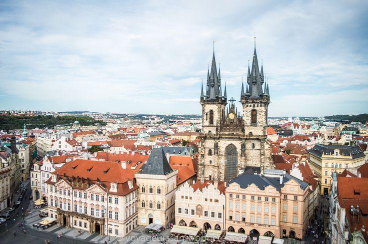 [REP. TCHEQUE] - Découvre avec nous Prague, la capitale tchèque à l'atmosphère incroyablement romantique qui a beaucoup à offrir. Un weekend c'est très court mais déjà bien suffisant pour voir les incontournables de la ville et avoir envie d'y revenir!
