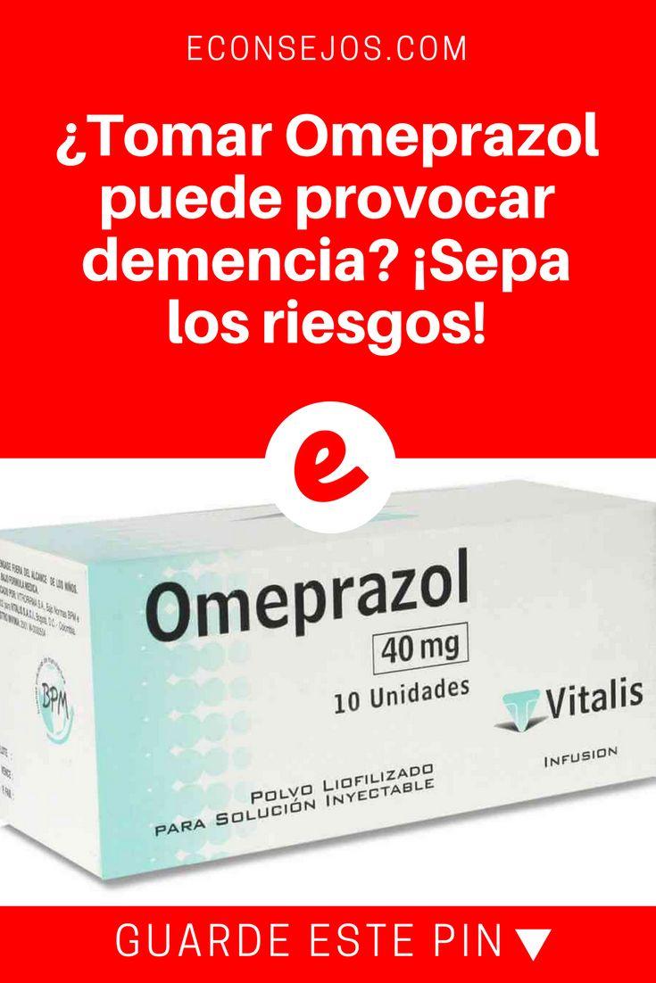 Medicamentos peligrosos | ¿Tomar Omeprazol puede provocar demencia? ¡Sepa los riesgos! | El Omeprazol fue un medicamento que revolucionó el tratamiento de las enfermedades estomacales, pero puede representar un riesgo paea su salud. ¡Infórmese!