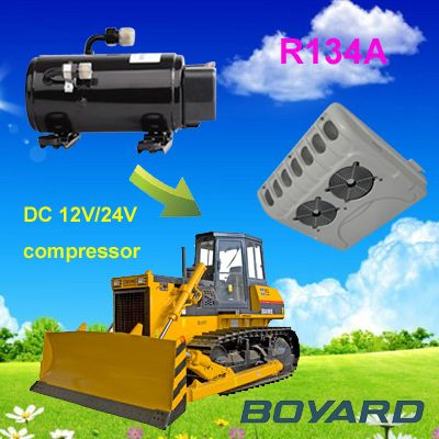 r134a air Kompresor for trucks ar condicionado 12v rv air conditioner electric car air condition mobile aircon $360~$400