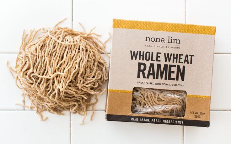 Nona Lim Whole Wheat Ramen x 2