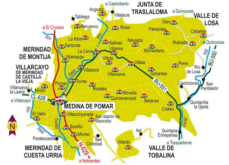 Las Merindades - Medina de Pomar