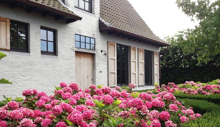 LGD | Projecten | Herbosch - Van Reeth Architectuur Mooie gekleide muren