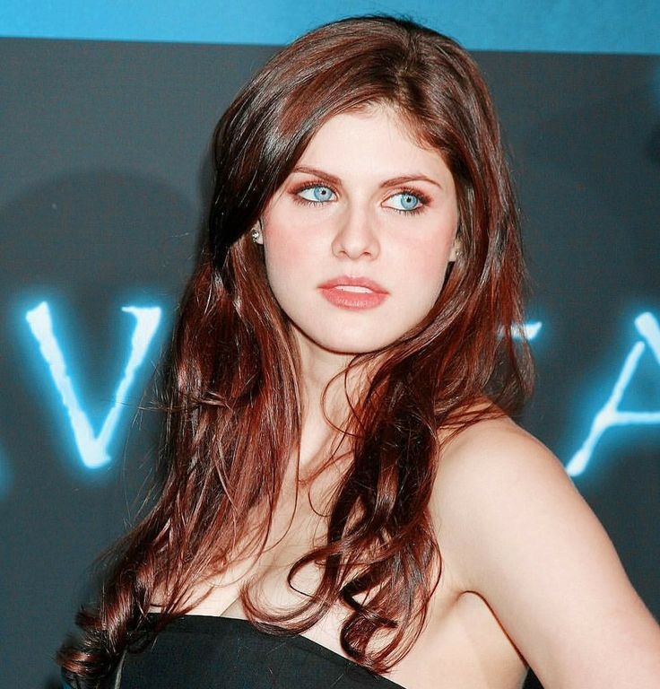 Beautiful Alexandra