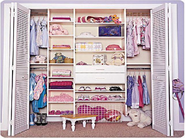 armadio dei bambini - Come organizzare larmadio dei bimbi per ...