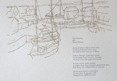 Broadside: Poem by Seamus Heaney