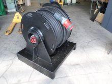 kabelhaspel PR 5000 voor  losse krachtstroom verlengkabel van; 32, 63 of 125 Ampere #kabelhaspel, #krachtstroomverlengkabel, #verlängerungskabel, #kabeltrommel
