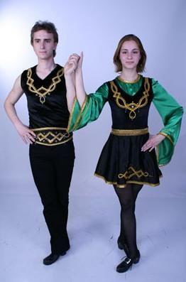 Картинки костюма ирландского танца