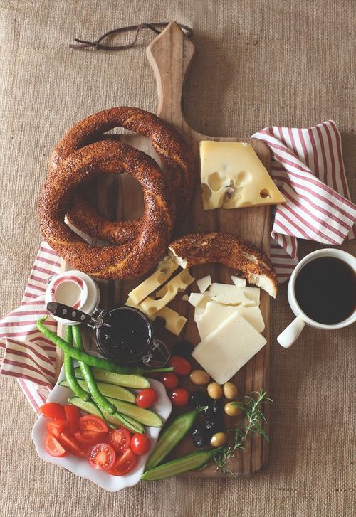 FOTO BLOG — Turkish Breakfast - Kahvaltı