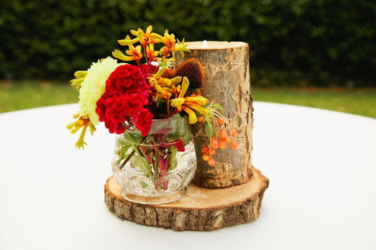 Log table centres