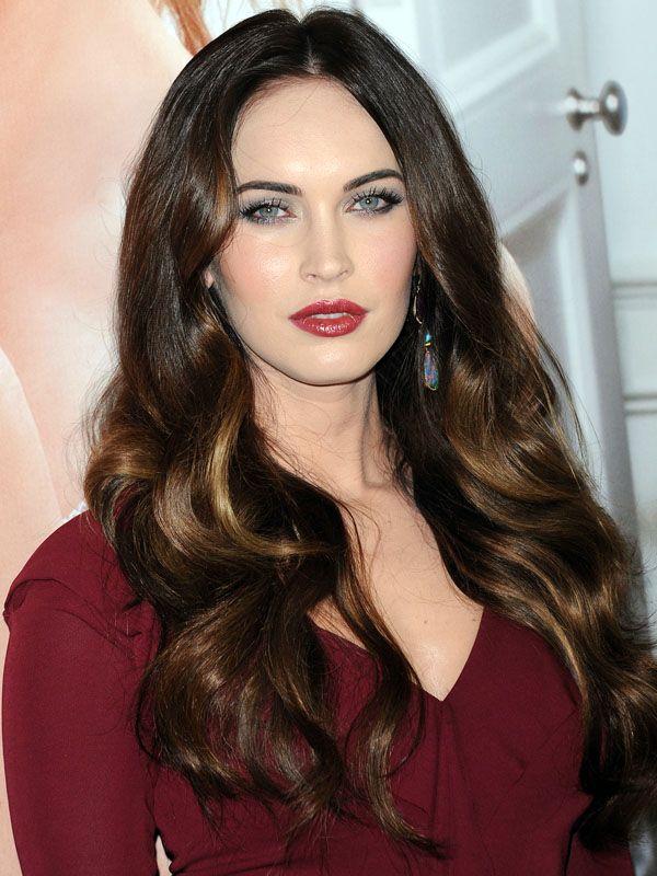 7 super-seksi New Year's Eve hair and makeup ideas: Megan Fox http://beautyeditor.ca/2012/12/31/7-super-seksi-new-years-eve-hair-and-makeup-ideas-stolen-from-celebs/