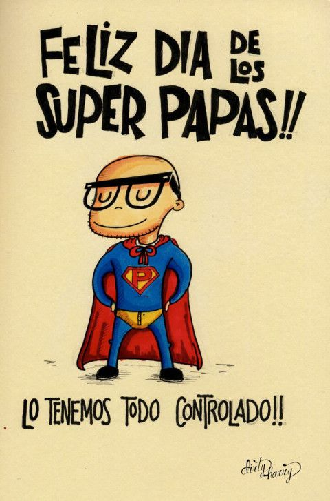 Dirty Harry - Feliz dia de los superpapas