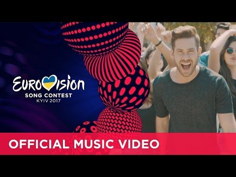 Hovig - Gravity (Cyprus) Eurovision 2017 - Official Music Video - YouTube