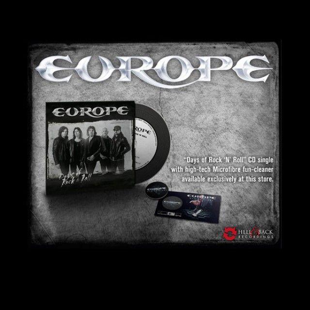 Days of Rock 'N' Roll CD Single