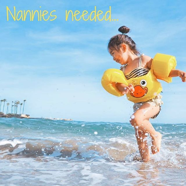 We have #nanny vacancies across the world! Visit our website to find out about the positions.