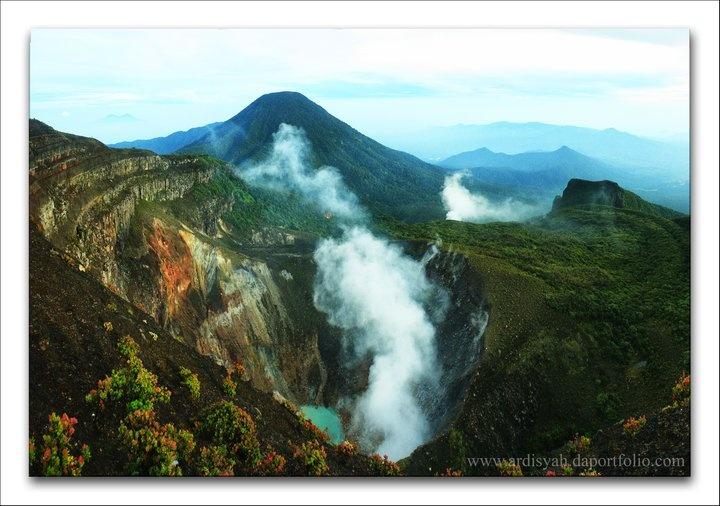 Mount Gede - West Java -
