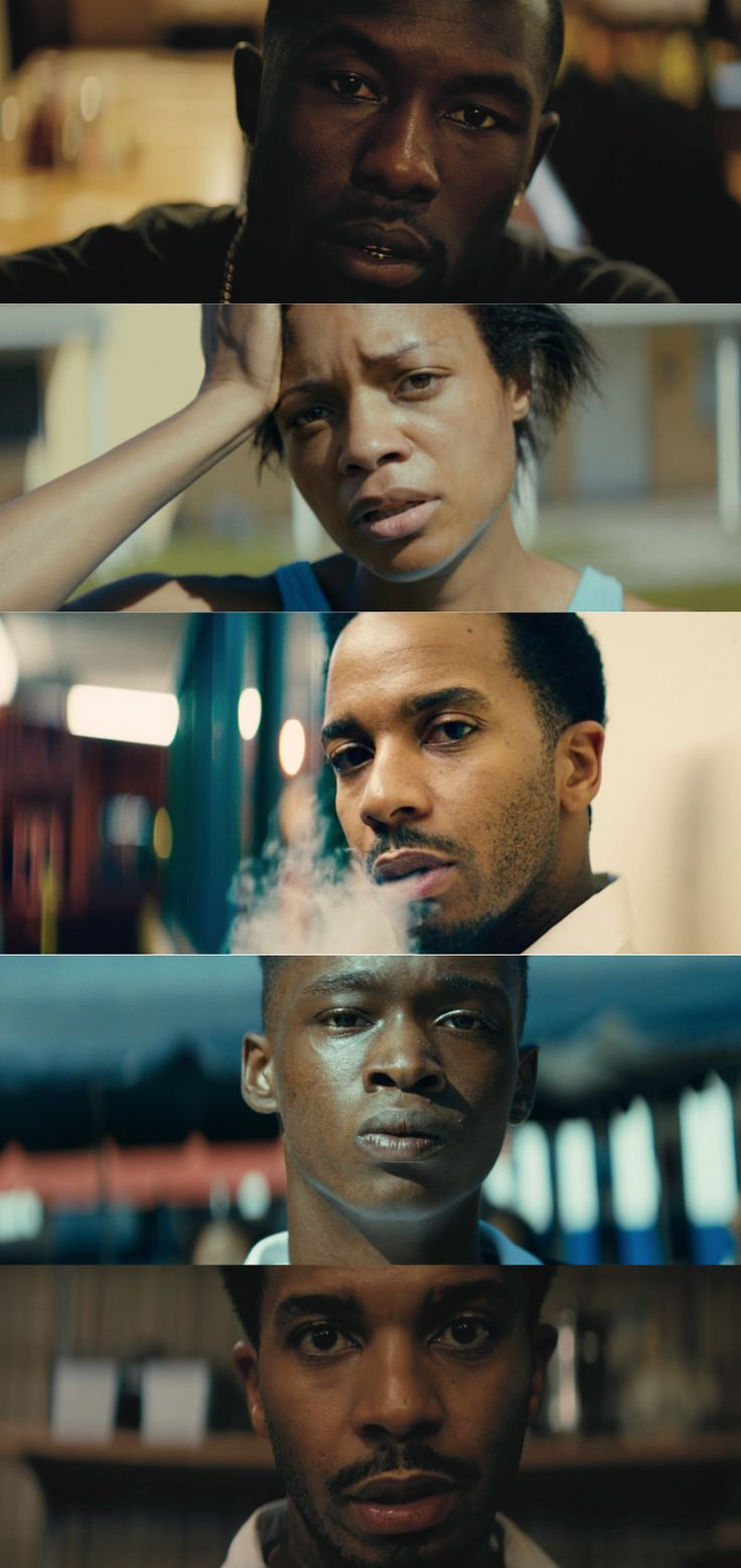 Moonlight / What Fourth Wall (2016), d. Barry Jenkins, d.p. James Laxton