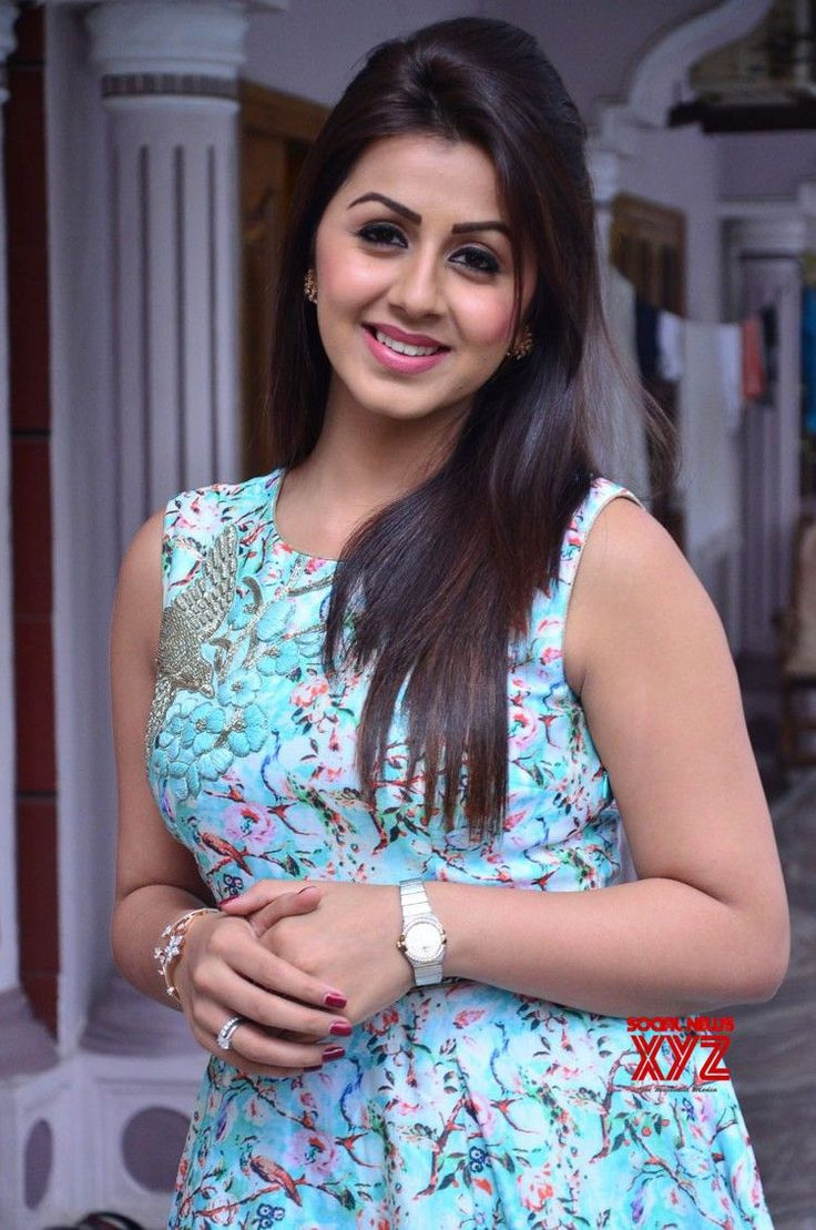 Actress Nikki Galrani Stills From Prema Leela Pelli Gola Trailer Launch
