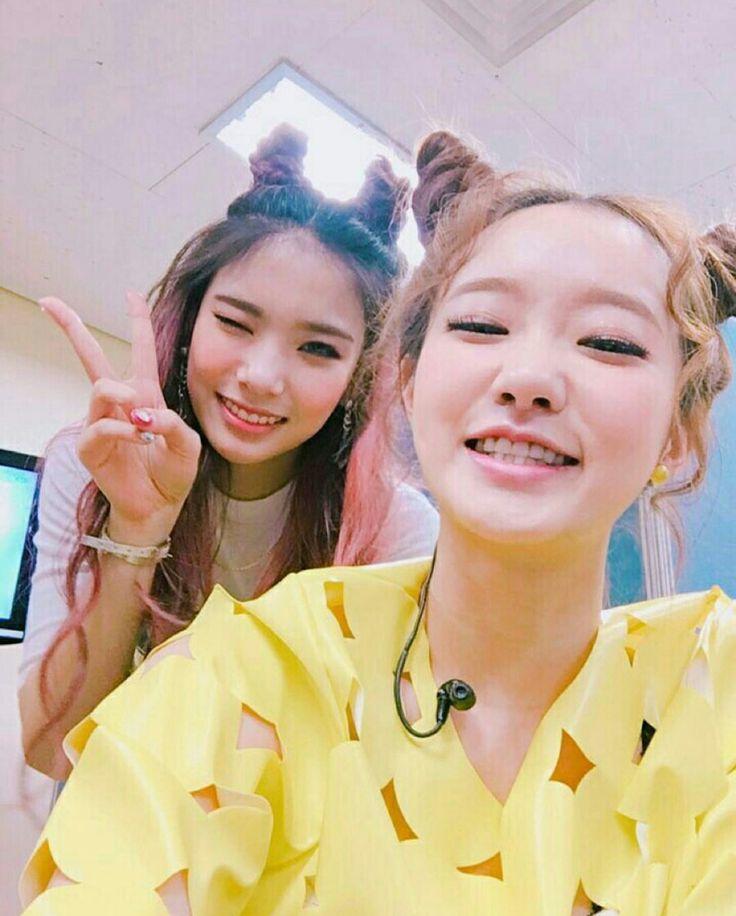 ~ Dan-A and Saebyeol ~ #matilda #girlsgroup #kpop #boxmedia #haena #dan-a #semmi #saebyeol #matildafanpagetr