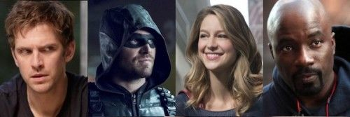 Superhero TV Series Ranked from Worst to Best (2017) | Collider