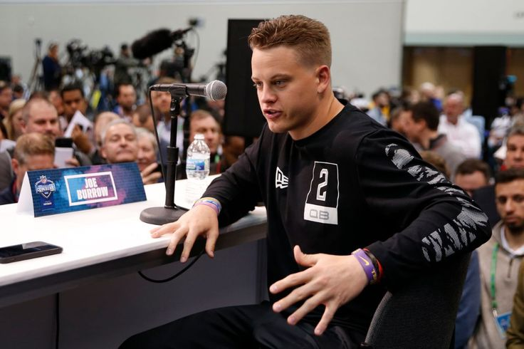 You Can Pry Joe Burrow From My Cold, 'Tiny' Hands in 2020