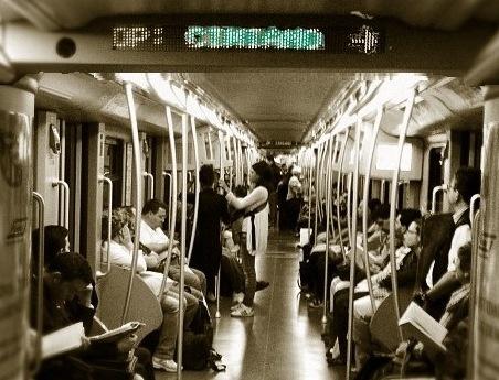In viaggio. Metropolitana 2.   Next Stop: Cimiano!