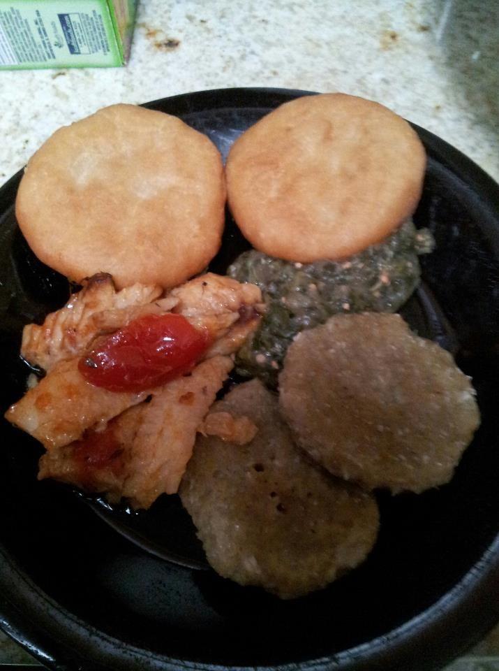 Antiguan Johnny Cake Recipe