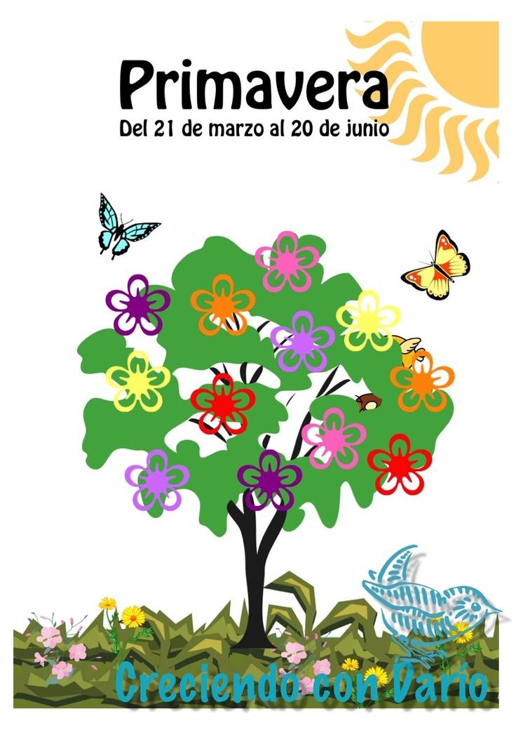 10 Actividades de primavera: 10 Actividades, Literacy, The Spring, Para Darío, Vivían Manualidades, Spring, Activities, Children, Lectoescritura Para