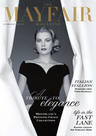 The Mayfair Magazine October 2011