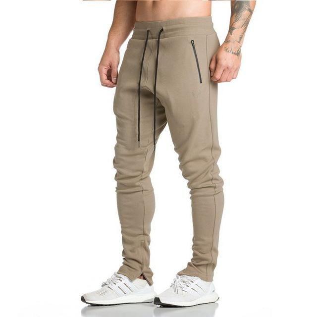 Mens Pants Casual Trouser Joggers