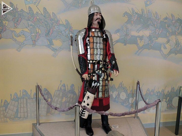 Tujue Warrior