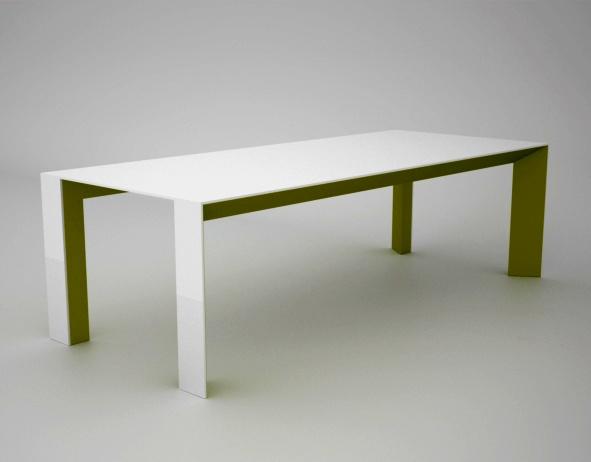 Milord table -Design Emilio Nanni -Synonymha 2008