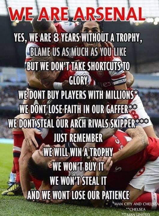 So we've won a trophy since this, but it makes a good point lol