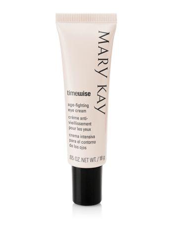 Reduce drásticamente la apariencia de las líneas de expresión y arrugas que se han formado por el deterioro de los niveles de colágeno y elastina, gracias a la Crema Antiedad para el Contorno de Ojos TimeWise®.