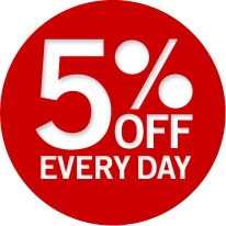I just got approved for my @targetcanada RED CARD! 5% OFF EVERY DAY