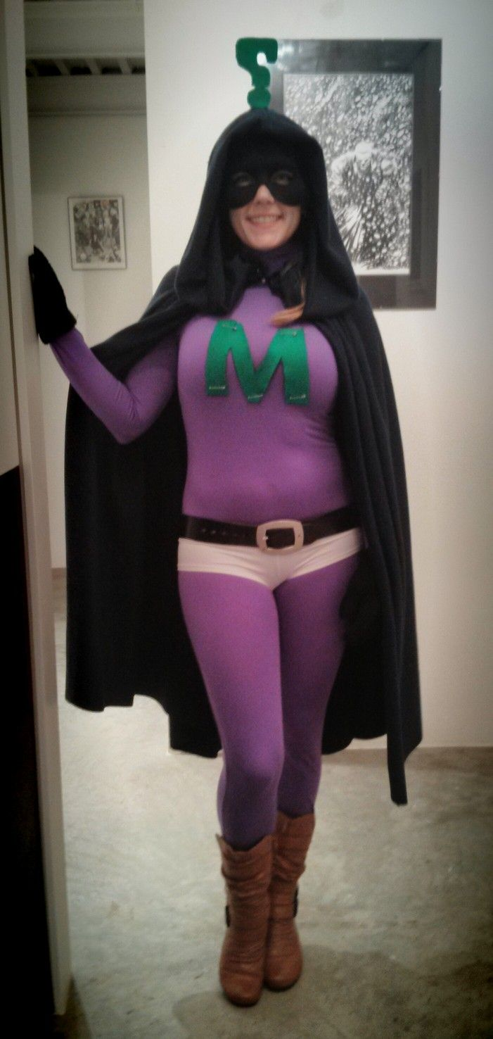 "Vancouver doesn't watch enough South Park...I am Mysterion, not ""Super M girl!"" (pardon the backward ""?"")"