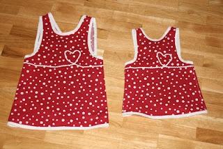 Heart tunics