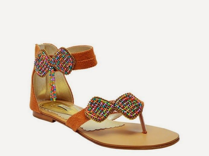 Summer Sandals for Teens | Latest Stylo Shoes Summer spring Eid Collection for Women 2014-2015 ...