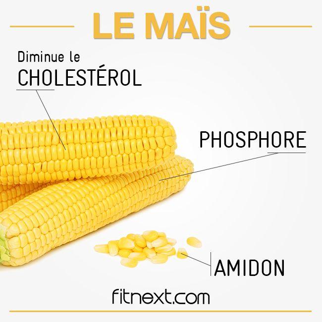 Souvent présent dans nos assiettes estivales, le maïsest notamment riche en phosphore, vitamines et amidon ! Pour profiter de tous ses nutriments, mieux vaut le consommer le moins transformé possible ! Exit le pop-corn