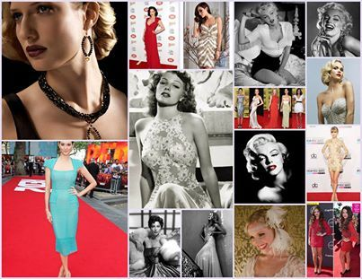 Old Hollywood Glamour... Come dressed in your best!