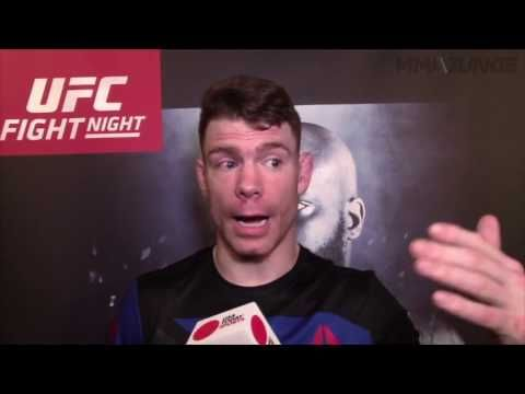 MMA Paul Felder happy with TKO, new camp at Roufusport