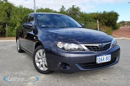 2008 Subaru Impreza R G3 Auto AWD MY09 Cars For Sale in WA - CarPoint Australia