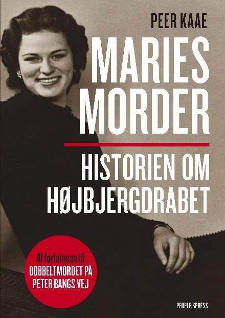 Læs om Maries morder. Bogens ISBN er 9788771599787, køb den her