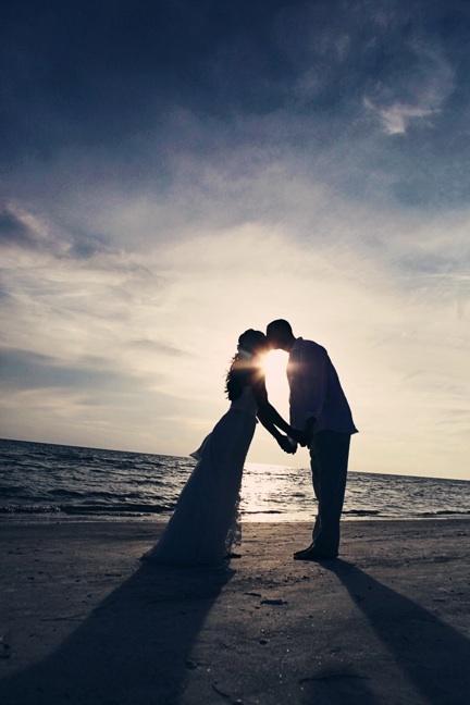 Beach Wedding Photos /Florida Destination Wedding
