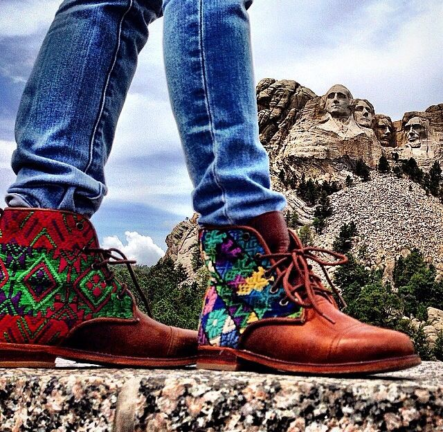 Exploring in my Teysha Guate Boots! Handmade in Guatemala and custom fit!