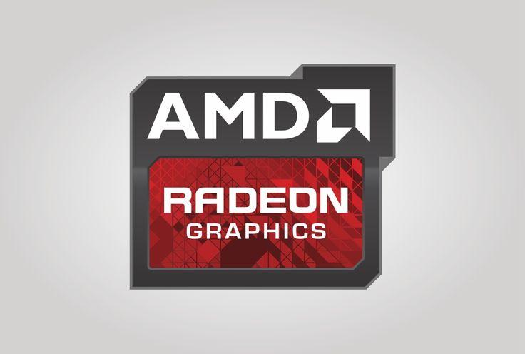 Amd Radeon Graphics Logo Vector