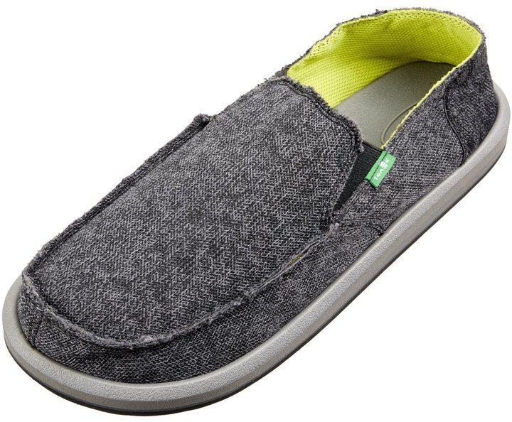 Sanuk Men's Vagabond Mesh Slip On Shoe 8161926