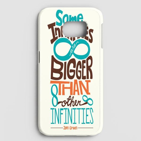 Some Infinities Are Bigger Than Other Infinities Samsung Galaxy Note 8 Case