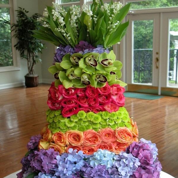 185 best Flowers Shapes images on Pinterest Flower